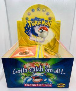 1999 pokemon base set booster box